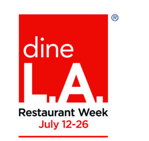 dineLA Restaurant Week logo